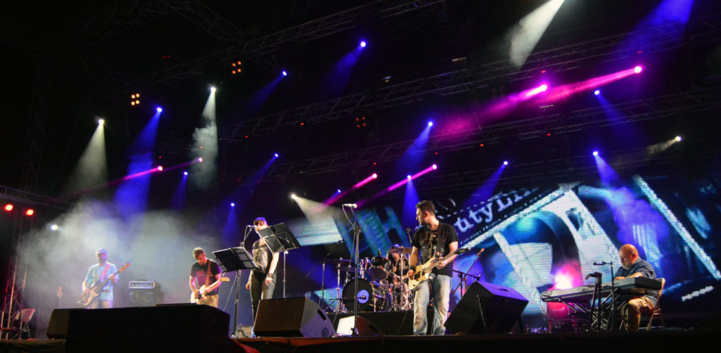 The SANDA Live in Batumi