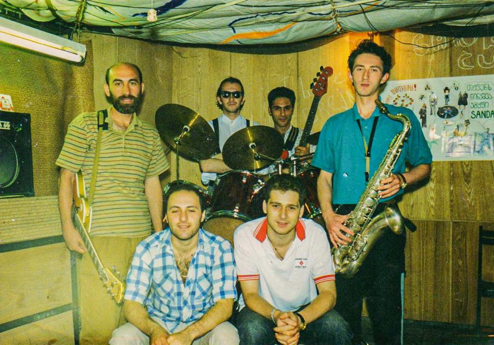 Rock Band The SANDA 1994