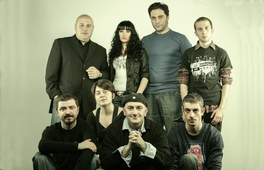 The SANDA Rock Band 2010