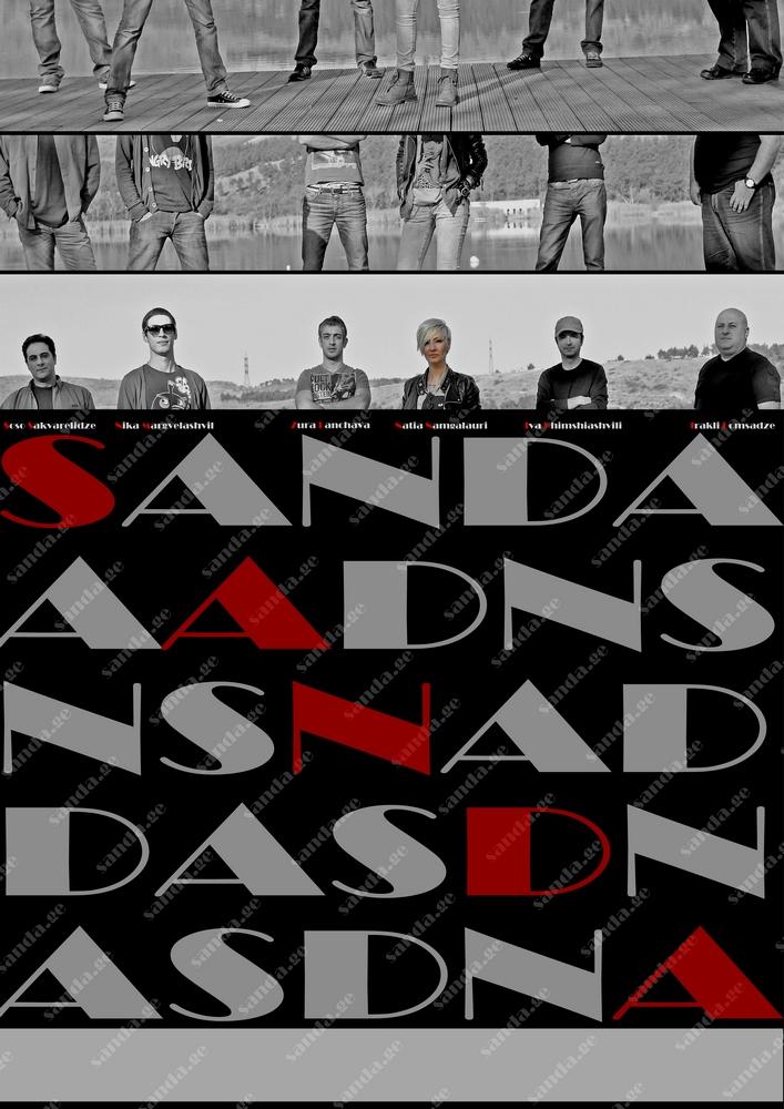 The SANDA Poster 2011